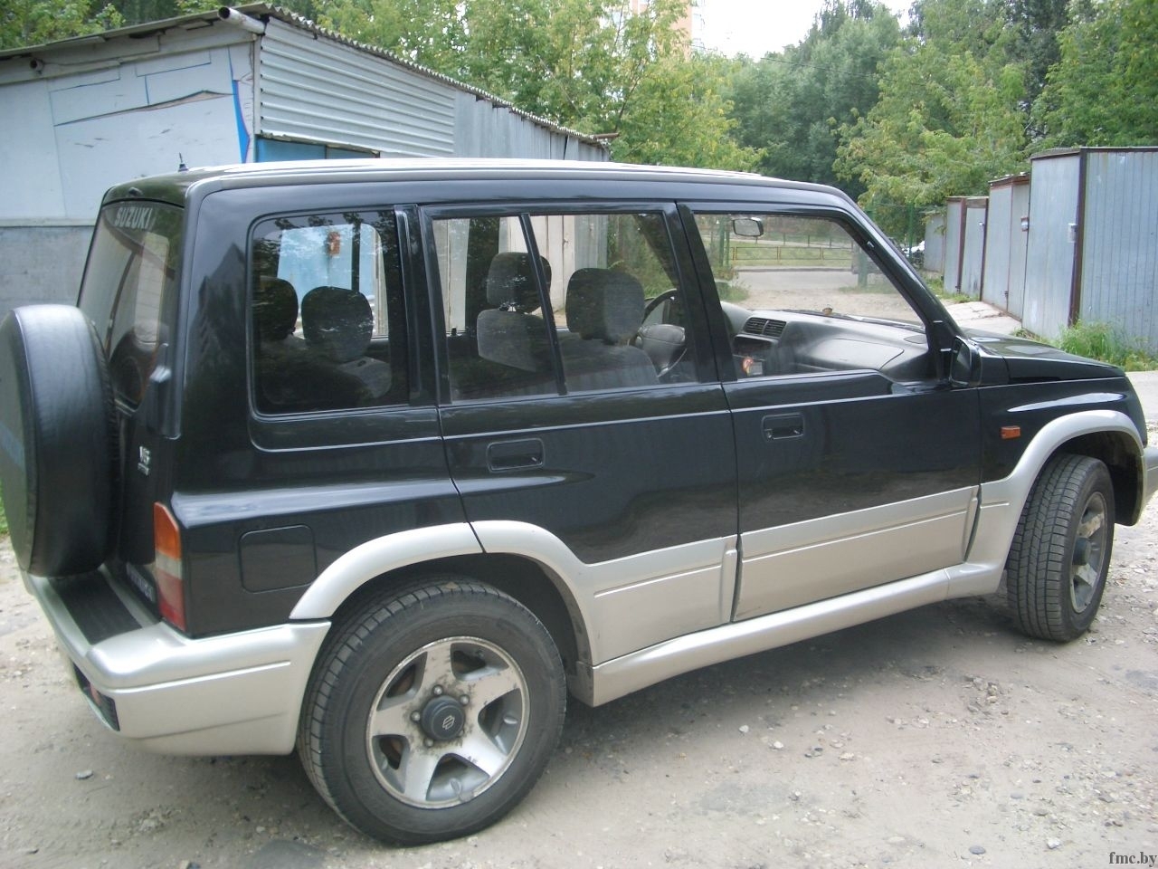 Shop accessori fuoristrada 4Technique VITARA 4PORTE DAL 1988 AL 2005
