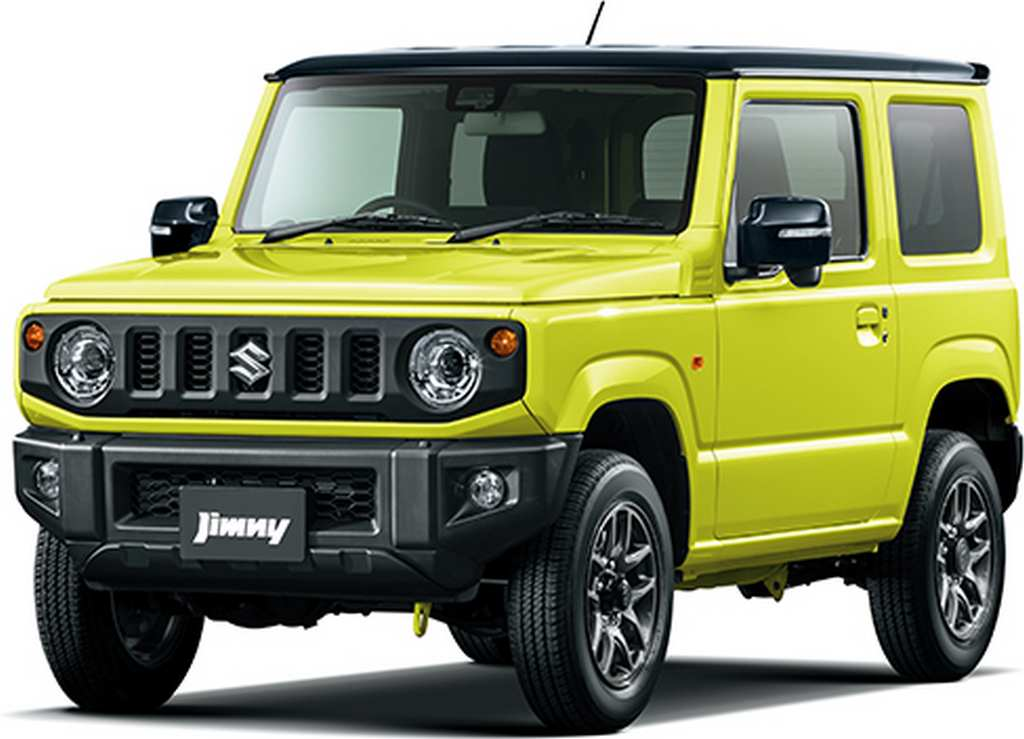 Shop accessori fuoristrada 4Technique JIMNY DAL 2019 IN POI BENZINA