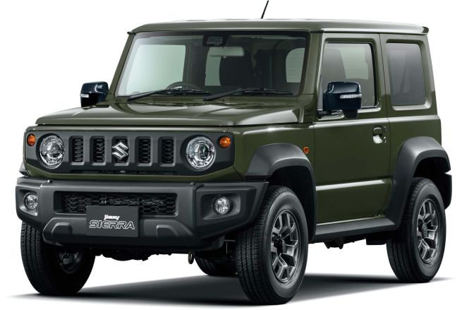Shop accessori fuoristrada 4Technique JIMNY DAL 2019 IN POI DIESEL