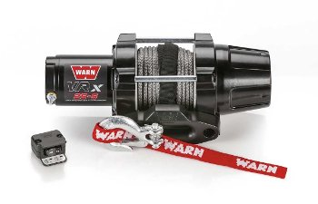 Ordina WARN VRX 25-S SYNTHETIC WINCH