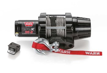 Ordina WARN VRX 35-S SYNTHETIC WINCH