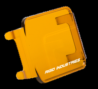 RIGID COVER GIALLA IN POLICARBONATO PER  DUALLY O D2