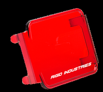 RIGID COVER ROSSA IN POLICARBONATO PER  DUALLY O D2